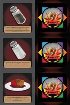 Barbecue - Accessory Cards 3 / 4