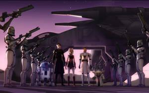 Star Wars: The Clone Wars by GavDude