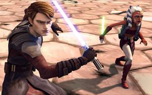 Star Wars: The Clone Wars 3 by GavDude