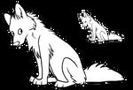 Fellzor - Canine sit