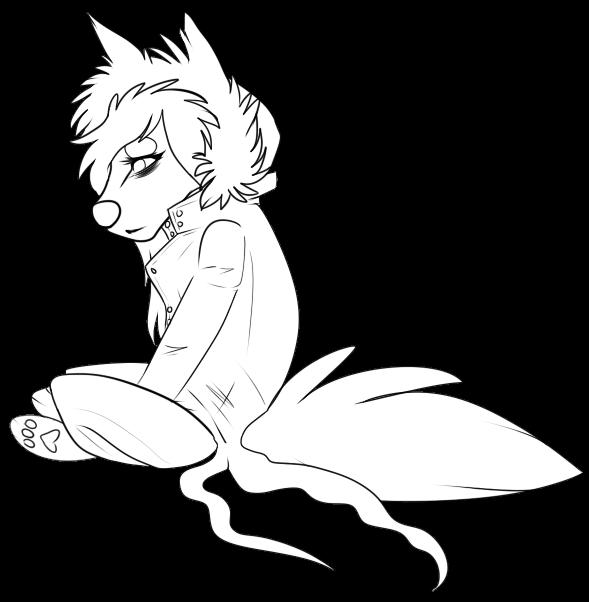 Kir - Anthro Sit