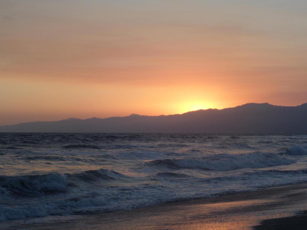 Venice Beach Sunset by purefriend
