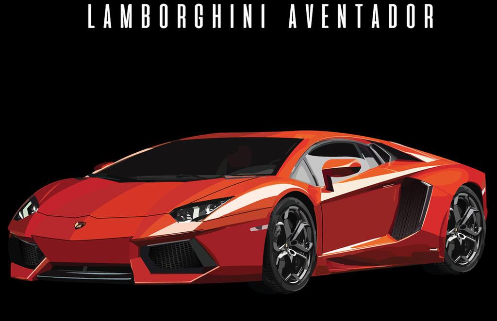 2016 Lamborghini Aventador by purefriend