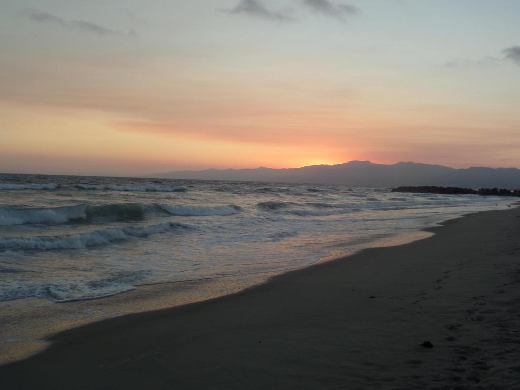 Venice Beach Sunset 2 by purefriend