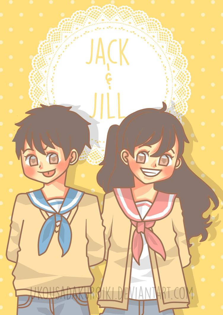 Jack and Jill by UkoUsadaKuroiki