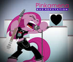 Pinkamena Bad Reputation Album