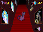 Twilight Sparkle and the Endless Stairs