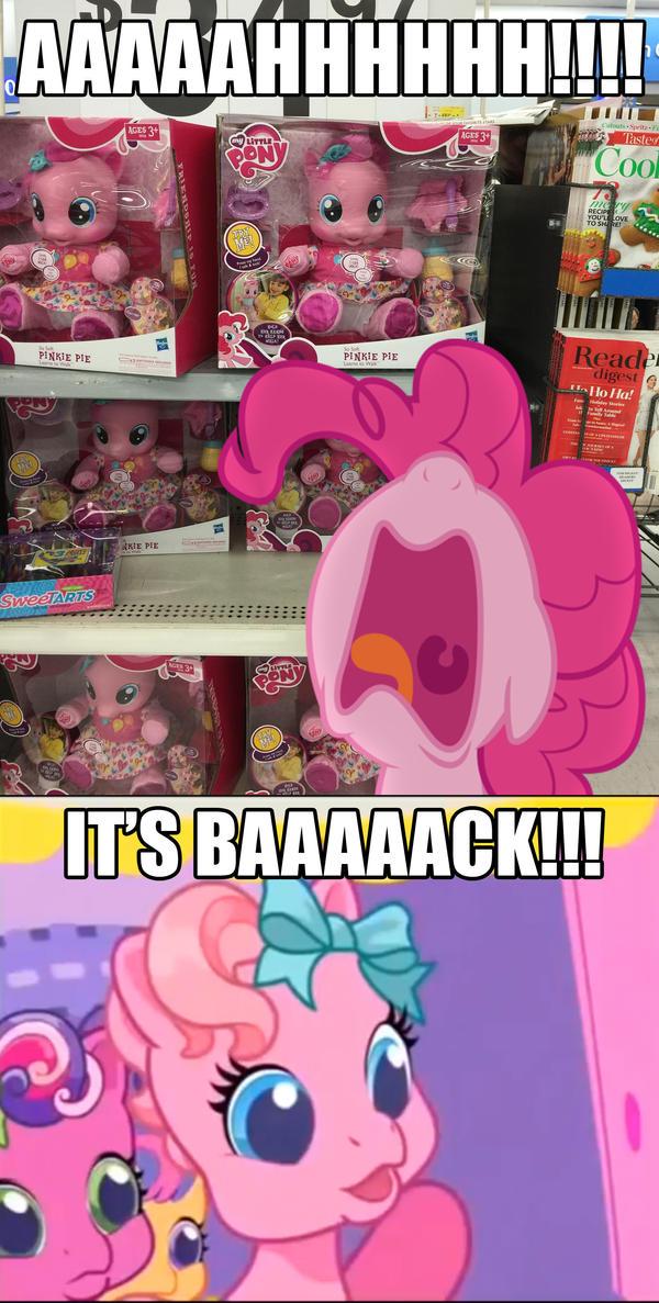 Baby Pinkie Pie Meme By Greenmachine987 On Deviantart