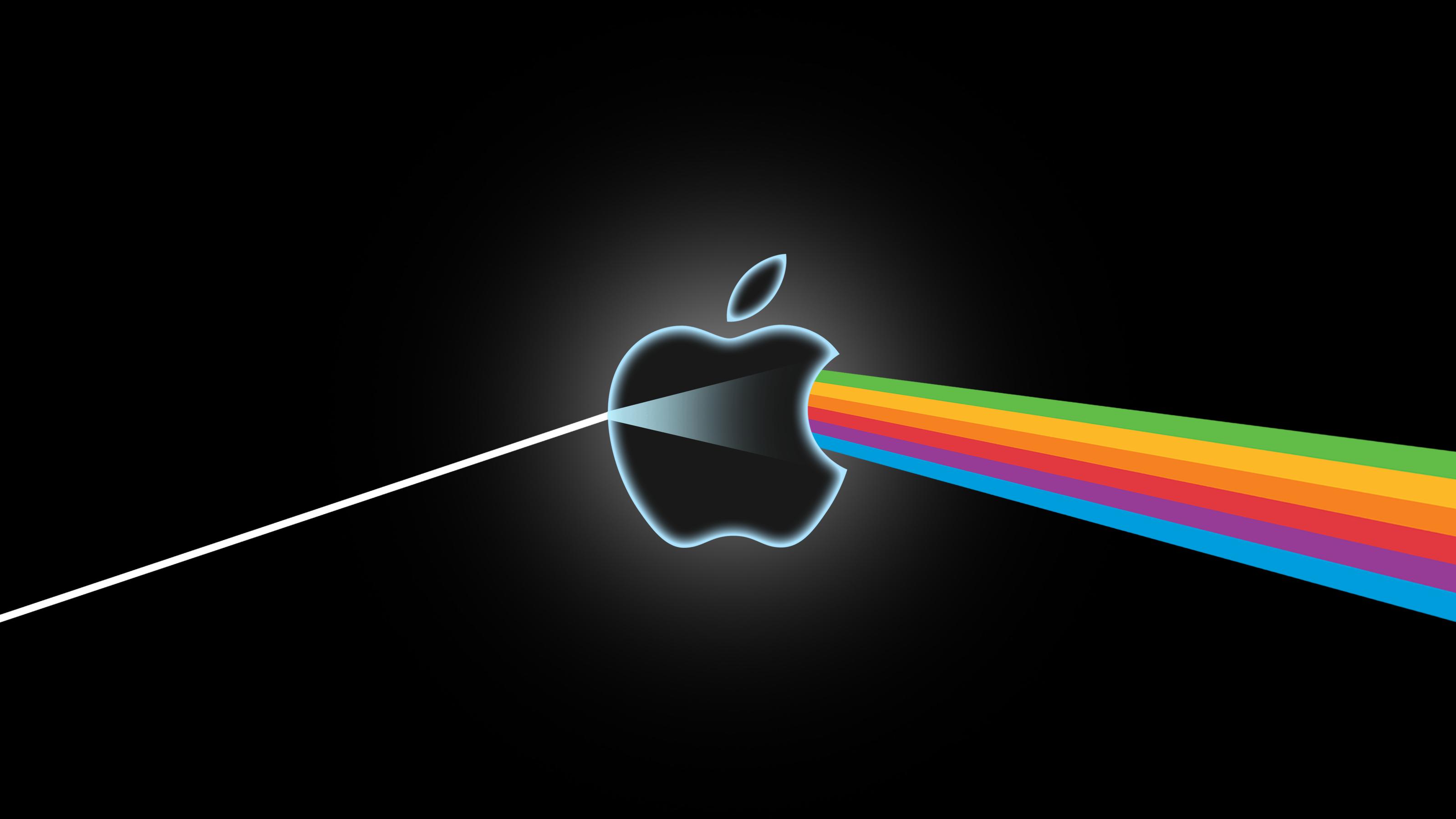Pink Floyd Apple Wallpaper By Greenmachine987 On Deviantart
