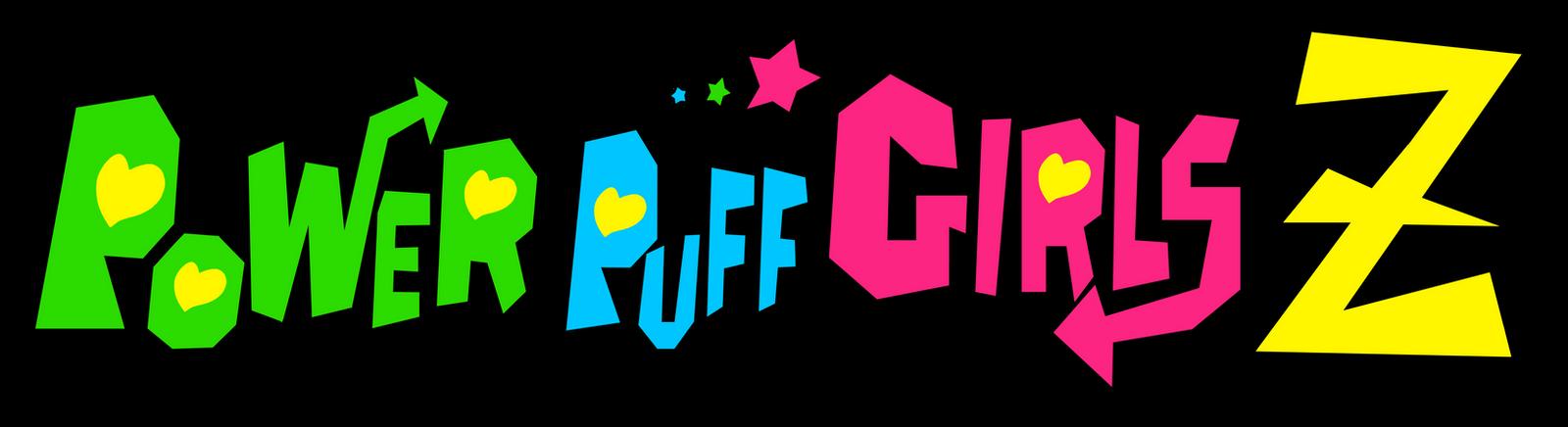 power puff girls z logo vectorgreenmachine987 on deviantart
