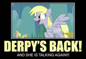Derpy Talking Again Meme (Spoiler) by GreenMachine987