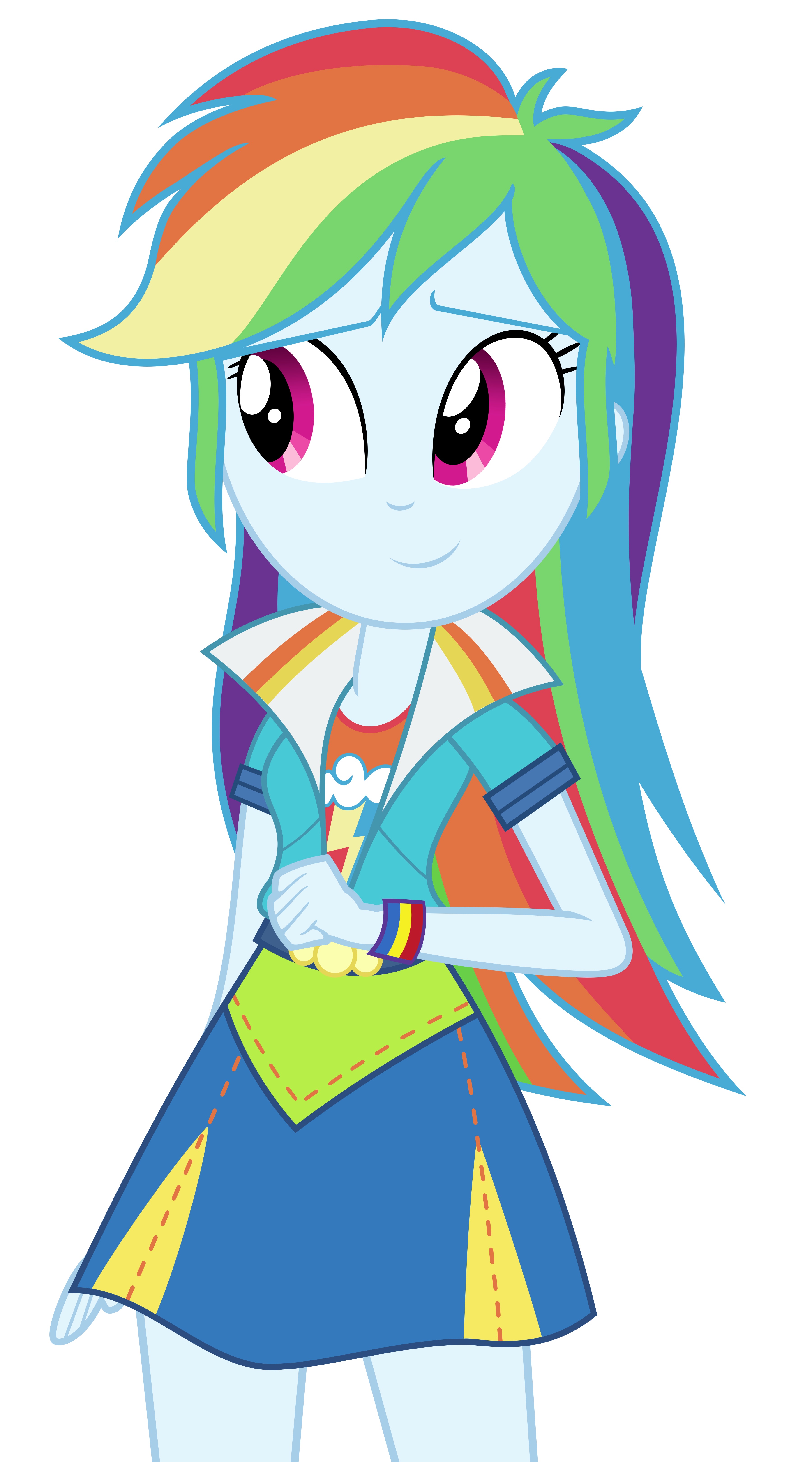 rainbow dash human equestria girls dress wwwimgkidcom