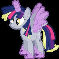 Princess Twilight Costume Vector by GreenMachine987