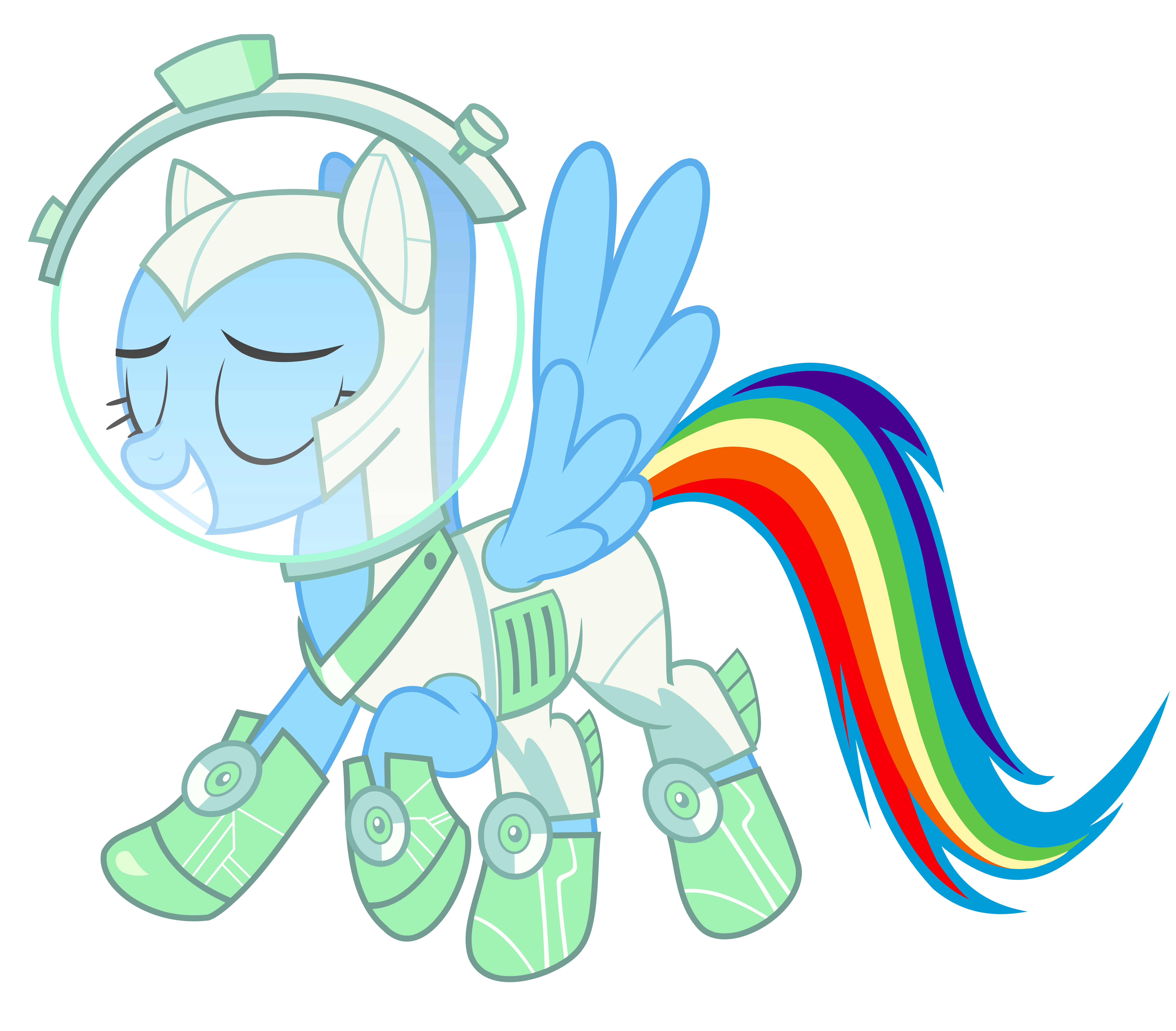 Space Dash Vector by GreenMachine987