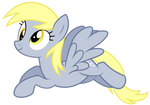 Derpy Flying Vector #2