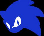 Sonic Boom Sonic Logo Vector by GreenMachine987
