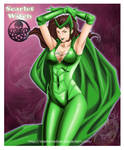 Scarlet Witch Agent of Hydra