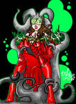 Scarlet Witch  mind implanter