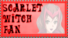 Scarlet Witch stamp by singory