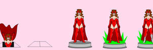 Scarlet Witch 1 by CTG