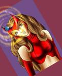Scarlet Witch hypno by hypnogoat666