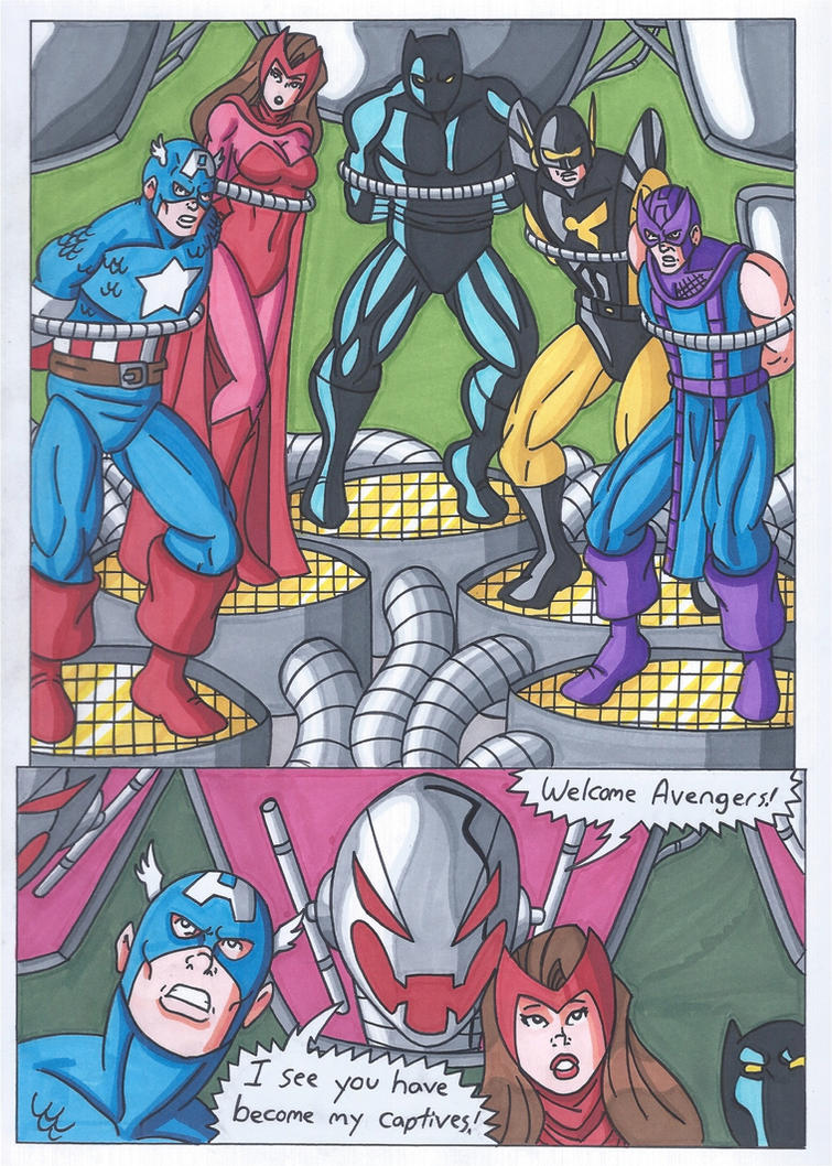 A sequence on how the avengers became feamle servants of ultron Ultron_avengers_1_6_by_mrinternetman_by_singory-d8r9xct