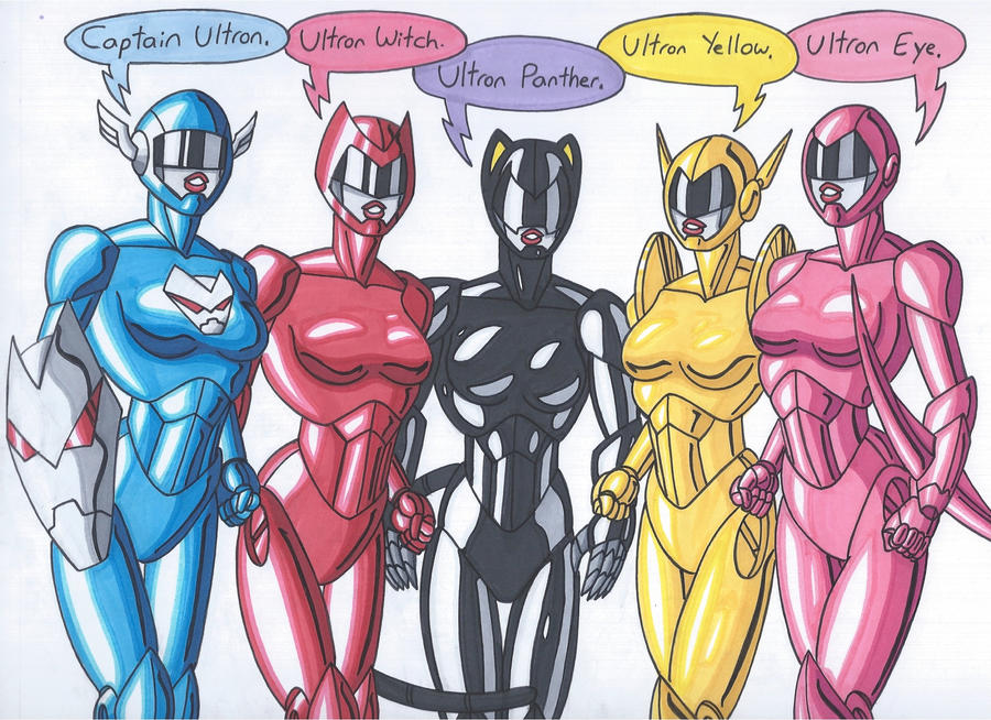 A sequence on how the avengers became feamle servants of ultron Ultron_avengers_5_6_by_mrinternetman_by_singory-d8r9xjk