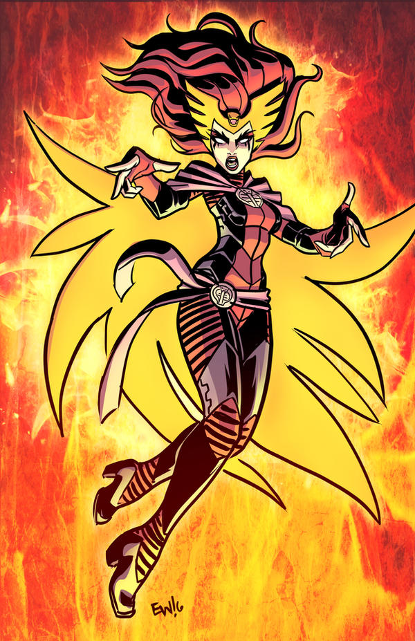 Phoenix Cobra Agent by eryckwebbgraphics by singory