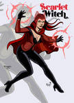 Scarlet Witch Axel ICB Darcsyde