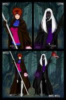 Bayou Belle vs Lady Death by imaphantomfan