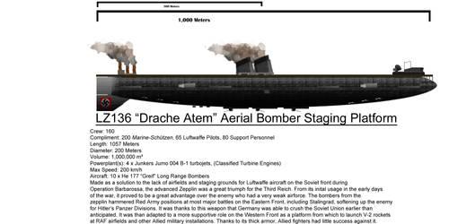 LZ136 'Drache Atem' by renjikuchiki1