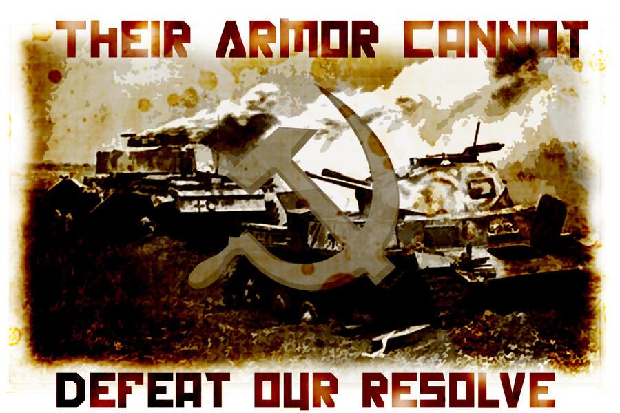 Armor Vs. Resolve by renjikuchiki1
