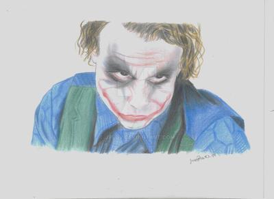 The Joker by JPEDV