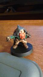 Dwarf Thief