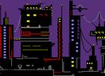 Future Cityscape ver1. by yosuhara