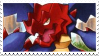 Druddigon stamp