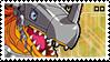 MetalGreymon stamp by Jontukka