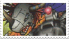 MetalGreymon stamp 2