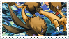 Dodrio stamp by Jontukka