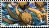 Dodrio stamp