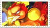 Magmar stamp by Jontukka