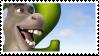 Donkey stamp by Jontukka