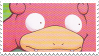 Slowpoke stamp by Jontukka