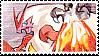 Blaziken stamp by Jontukka
