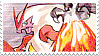 Blaziken stamp by Jontukka