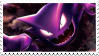 Haunter stamp by Jontukka