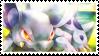 Nidorina stamp by Jontukka