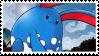 Azumarill stamp by Jontukka