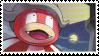 Slowking stamp