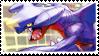 Garchomp stamp